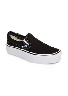Women's Vans Platform Slip-On Sneaker