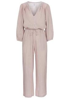 Velvet by Graham & Spencer Dionne linen jumpsuit