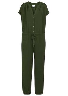 Velvet by Graham & Spencer Elana cotton jumpsuit