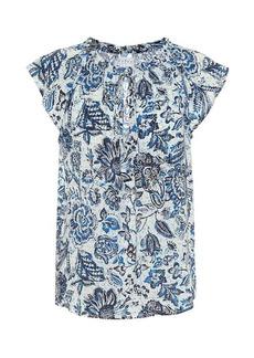 Velvet by Graham & Spencer Mirasol floral blouse