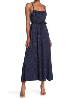 Velvet by Graham & Spencer Ruffle Maxi Dress