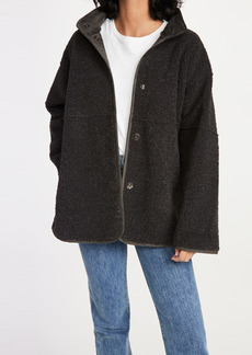 Velvet by Graham & Spencer Velvet Albany Sherpa Jacket