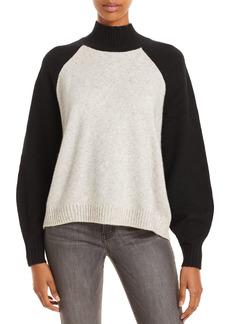 Velvet by Graham & Spencer Aleigh Color Blocked Sweater