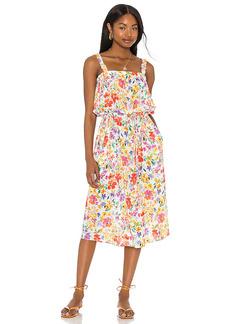 Velvet by Graham & Spencer Deliah Midi Dress