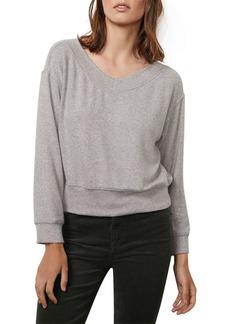 Velvet by Graham & Spencer Sloe V Neck Sweater