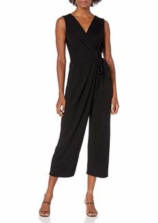 Velvet by Graham & Spencer Women's Jersey Jumpsuit  M