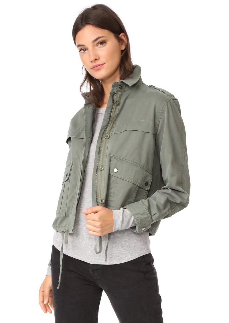 Velvet by Graham & Spencer Velvet Women's Mara Army Jacket