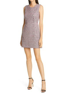 Veronica Beard Cutler Tweed Minidress