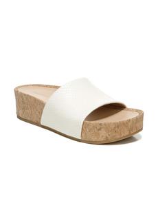 Veronica Beard Dresdyn Platform Slide Sandal (Women)