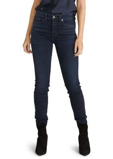 Veronica Beard Emma Skinny Jeans (Dark Ink)
