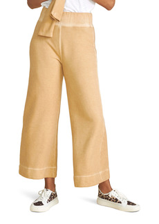 Veronica Beard Hartley Wide Leg Sweatpants
