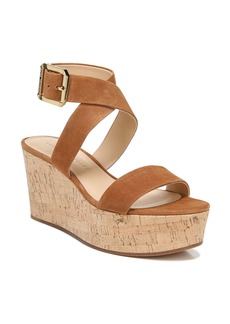 Veronica Beard Hurley Platform Wedge Sandal (Women)