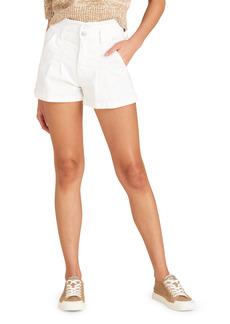 Veronica Beard Jaylen High Waist Denim Shorts