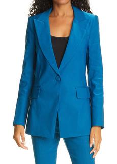 Veronica Beard Long & Lean Dickey Jacket