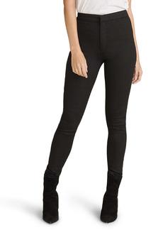 Veronica Beard Malia Flat Front Pants