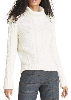 Veronica Beard Sereia Turtleneck Sweater