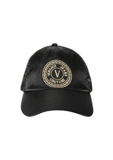 Versace Logo Baseball Cap