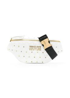 Versace quilted studded belt bag