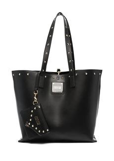 Versace studded tote bag