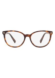 Versace 52mm Round Optical Glasses