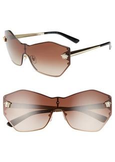 Versace Gradient Shield Sunglasses