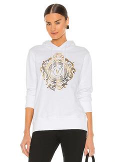Versace Jeans Couture Emblem Baroque Sweatshirt
