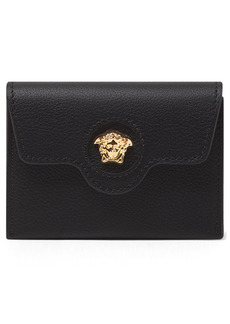 Versace LA Medusa Leather Card Case