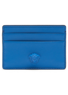 Versace Medusa Leather Card Case