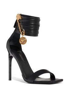 Versace Safety Pin Ankle Strap Sandal (Women)