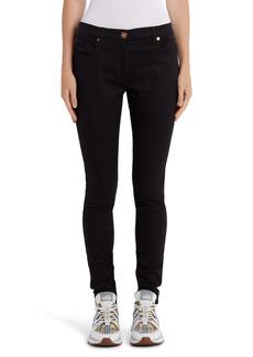 Versace Skinny Jeans (Black)