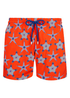 Men's Vilebrequin Starfish Dance Superflex Swim Trunks
