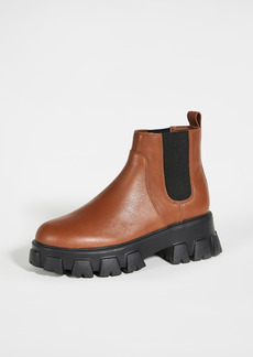Villa Rouge Packer Chelsea Boots