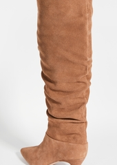 Villa Rouge Scarlett Knee High Boots