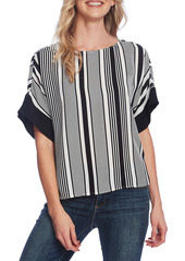 Women's Vince Camuto Variegated Stripe Top