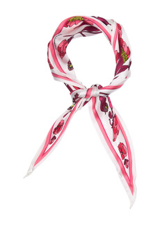 Vince Camuto Linear Floral Kite