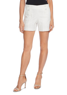VINCE CAMUTO Button Shorts