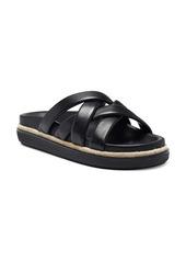 Vince Camuto Chavelle Platform Slide Sandal (Women)