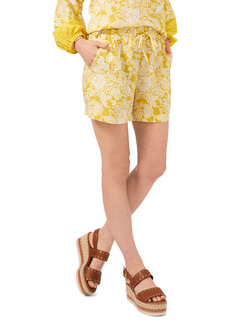 Vince Camuto Floral Print Shorts