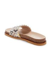 Vince Camuto Kortlen Studded Slide Sandal (Women)
