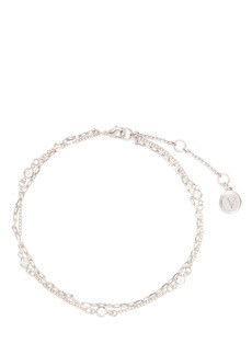 Vince Camuto Layered Chain Anklet