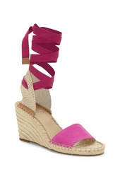 Vince Camuto Levernta Lace-Up Platform Sandal (Women)