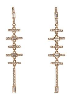 Vince Camuto Linear Drop Earrings