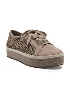 Vince Camuto Merlea Woven Platform Sneaker (Women)
