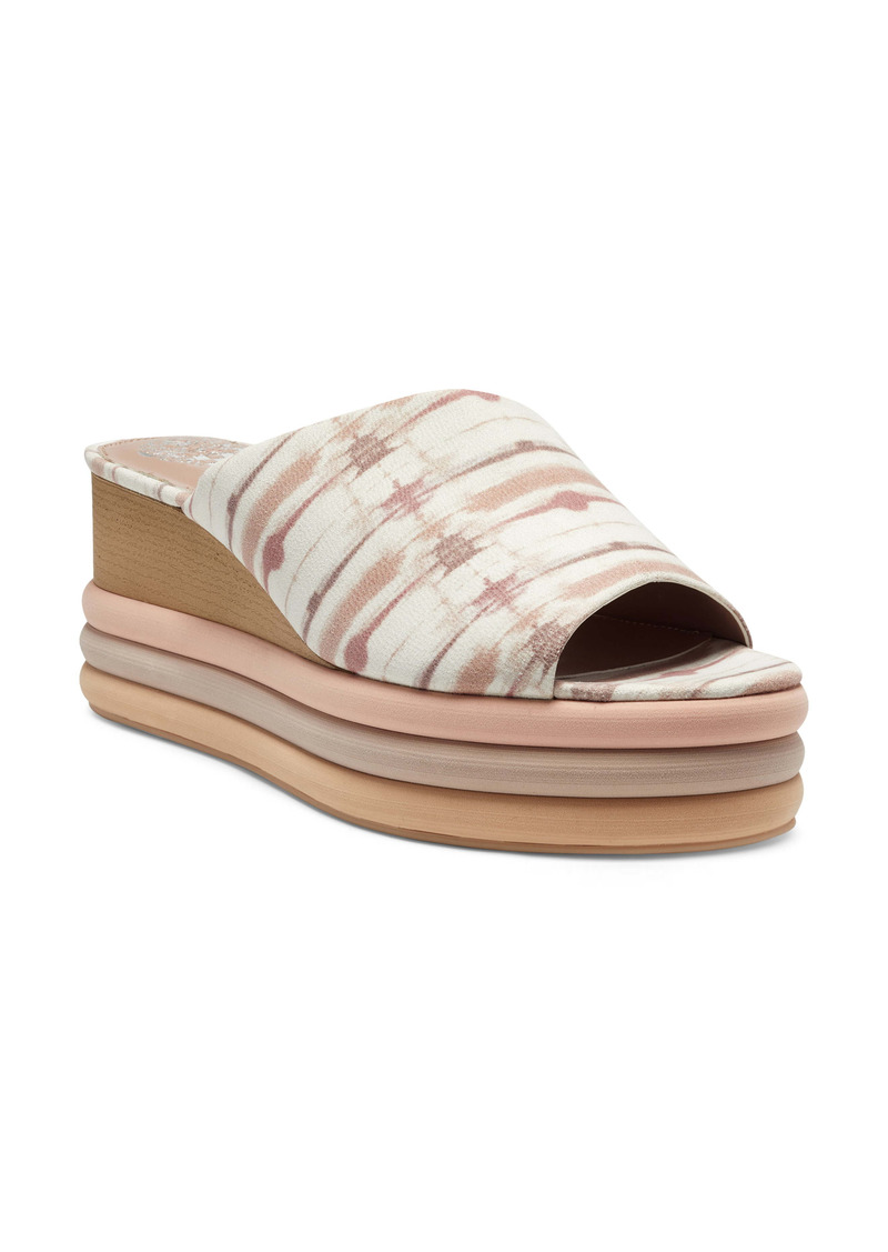Vince Camuto Pendrea Platform Wedge Sandal (Women)