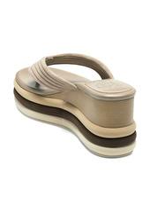 Vince Camuto Perseena Platform Wedge Flip Flop (Women)