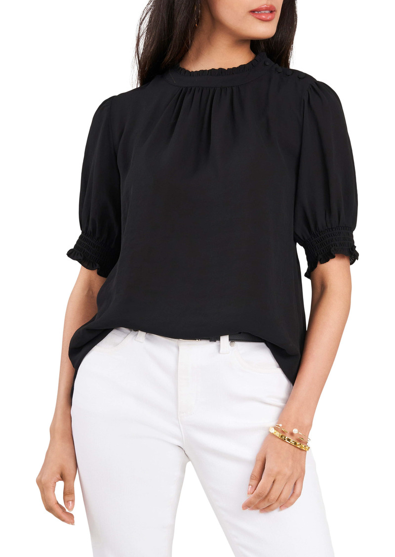 Vince Camuto Puff Sleeve Blouse