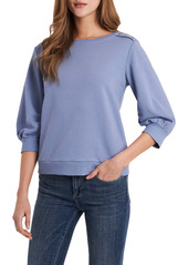 Vince Camuto Puff Sleeve Top