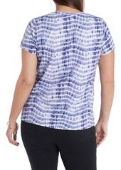 Vince Camuto Sandy Waves T-Shirt (Plus Size)