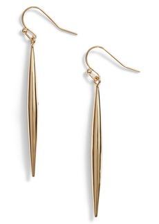 Vince Camuto Spear Drop Earrings