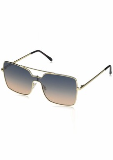 Vince Camuto VC884 Square Shield UV Protective Sunglasses | Wear Year-Round | A Gift of Timeless Luxury
